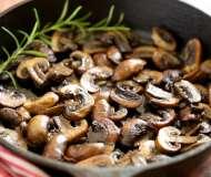 Sote de ciuperci - cea mai simplă rețetă