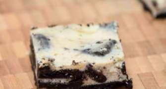 Prăjitură Oreo - din 4 ingrediente