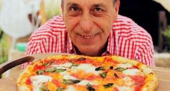Aluat pentru pizza - rețeta lui Gennaro Contaldo