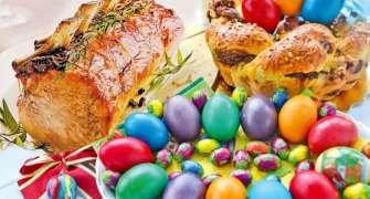6 sfaturi ca să nu vă îngrășați de Paște