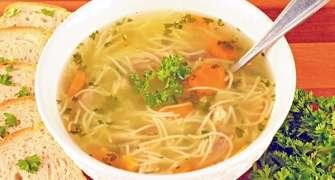 Tăiței de casă pentru supă - cea mai simplă rețetă