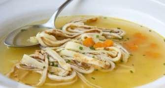Supă austriacă de clătite