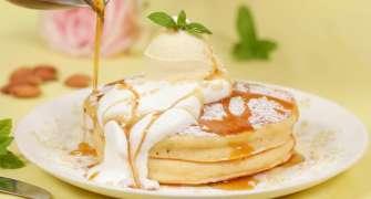 Clătite japoneze (pancakes)