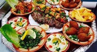 Îți place mâncarea libaneză? Uite unde o găsești pe cea mai bună!