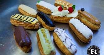 French Revolution, locul unde mănânci cele mai bune ecleruri din București