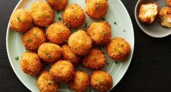 Chifteluțe din cartofi (de post)