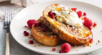 Frigănele sau pâine dată prin ou - micul dejun al copilăriei