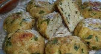 Chiftelute de pui cu soia