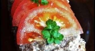 Pate De Ciuperci Raw Vegan
