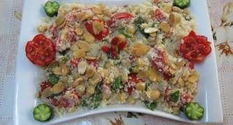 Salata De Cuscus-specifica Tarilor Arabe