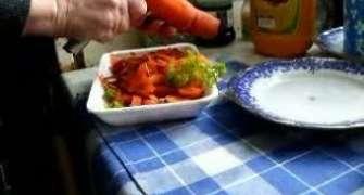 Salata de legume fara carne (tip boeuf)