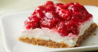 Cheesecake Cu Cirese, O Reteta Delicioasa, Fara Coacere