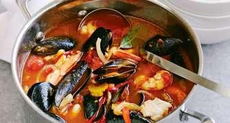 Supa De Peste Italieneasca